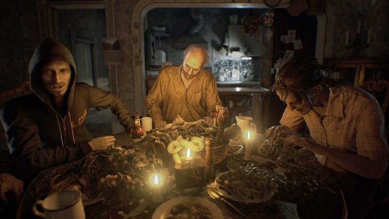 Illustration for article titled Resident Evil 7 Producer Explains How They Made The Game So Scary