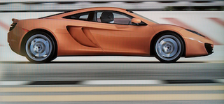 Illustration for article titled World's Smallest McLaren Unveiled
