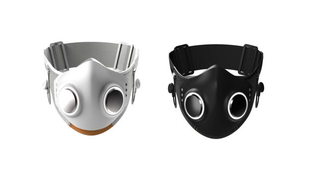Will.i.am Is Back With a Stupid Face Mask