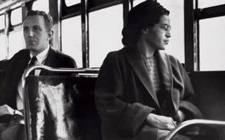 Illustration for article titled Don't Underestimate Rosa Parks