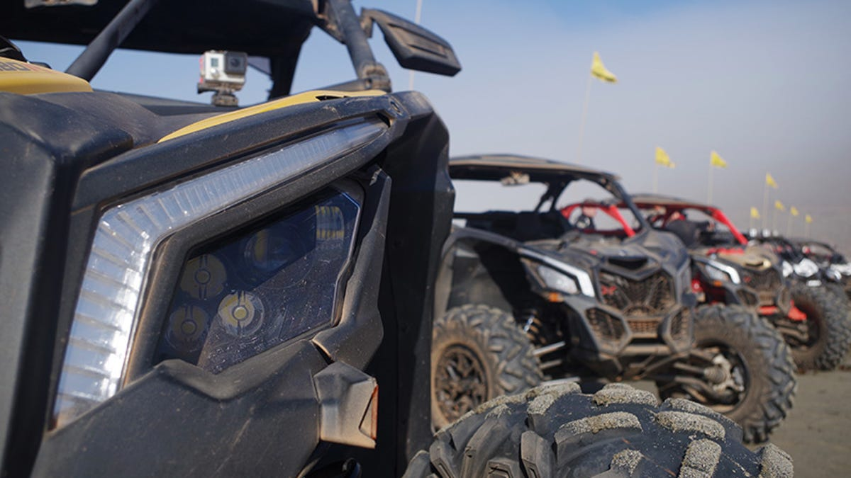 The Can-Am Maverick X3 Off-Roader Convinced Me 'Street Legal' Is