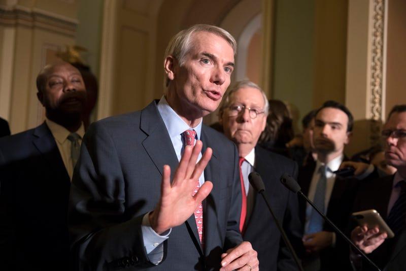 Senator Rob Portman, the bill's sponsor