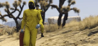 Recrean en GTA V los momentos más míticos de Breaking Bad