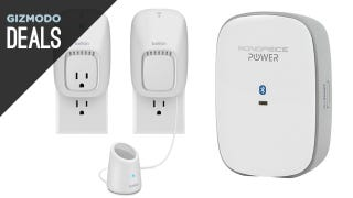 Illustration for article titled Smart Outlet Switches, AC Router for $100, Lord of the Rings [Deals]
