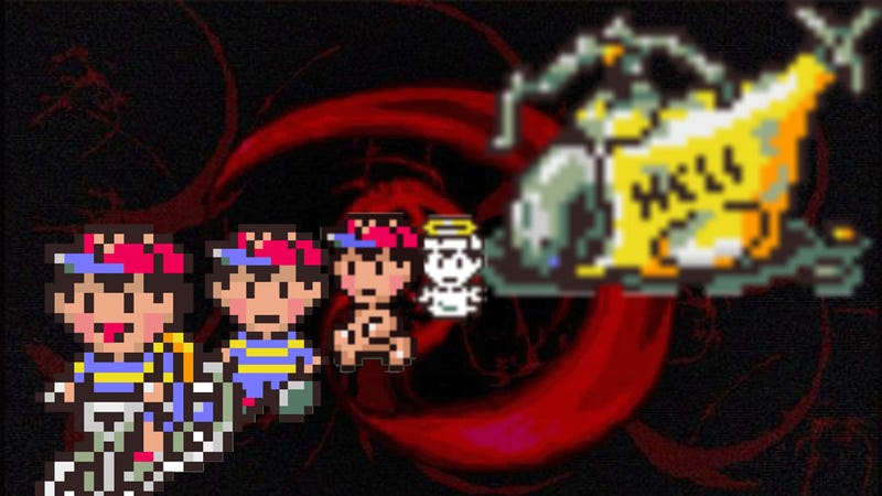 Earthbound, The Trippiest Game In RPG History