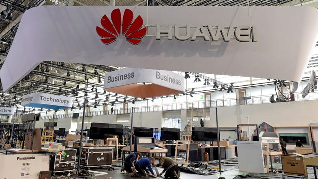 U.S. Warns Germany: Don t Let Huawei Build Your 5G Networks or Else