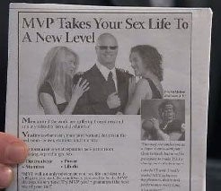 """Illustration for article titled Jim McMahon Is The """"MVP Of The Bedroom"""""""