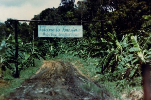 Jonestown and Peoples Temple