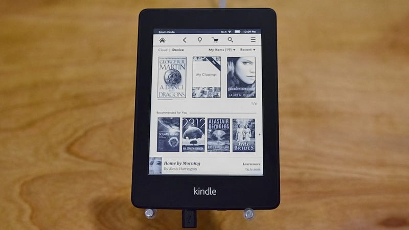 Illustration for article titled Kindle Paperwhite Hands On: What a Beautiful Screen