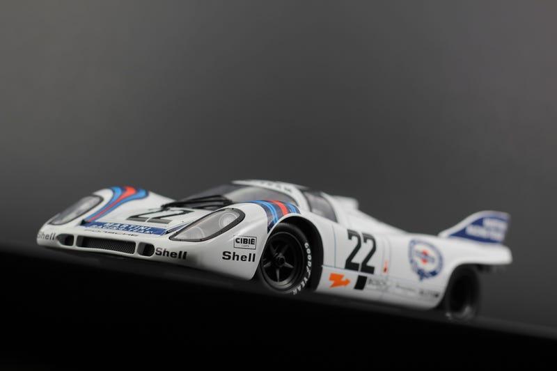 Illustration for article titled LaLeMans 2018: Porsche 917k