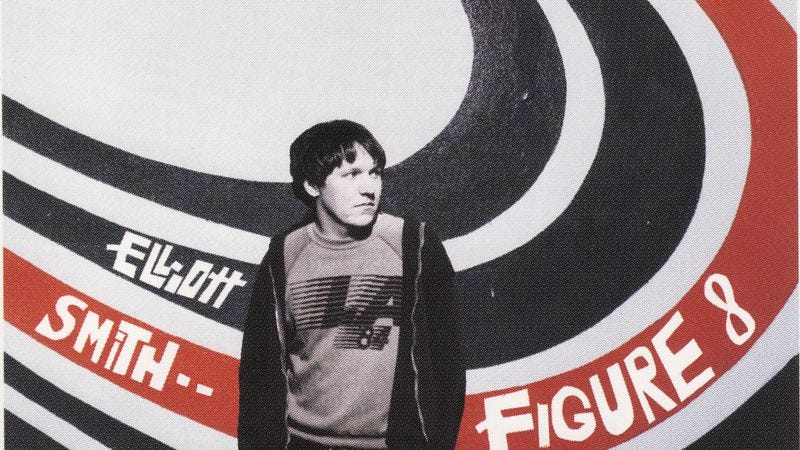 """Illustration for article titled Elliott Smith knows how to say """"fuck you"""" to a past love"""