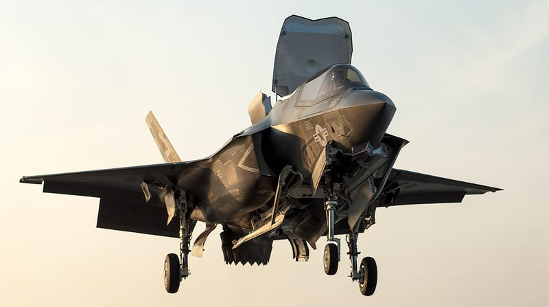 Illustration for article titled Not A Big Surprise: The Marines' F-35 Operational Test Was Far From Operational