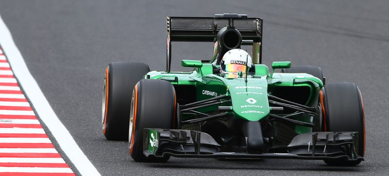 Illustration for article titled Caterham F1 Has Somehow Crowdfunded $1.9 Million Already