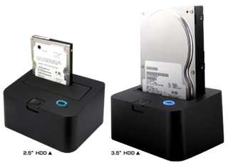 Illustration for article titled Dock Your Old Drives with the Hard Drive USB Dock