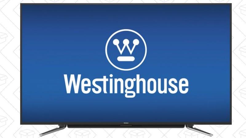 "Westinghouse 55"" 4K Smart TV, $450 | Westinghouse 42"" 4K Smart TV, $300"