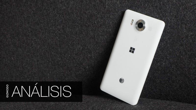 Illustration for article titled Lumia 950, análisis: Microsoft tiene ideas brillantes, pero nunca las hace realidad