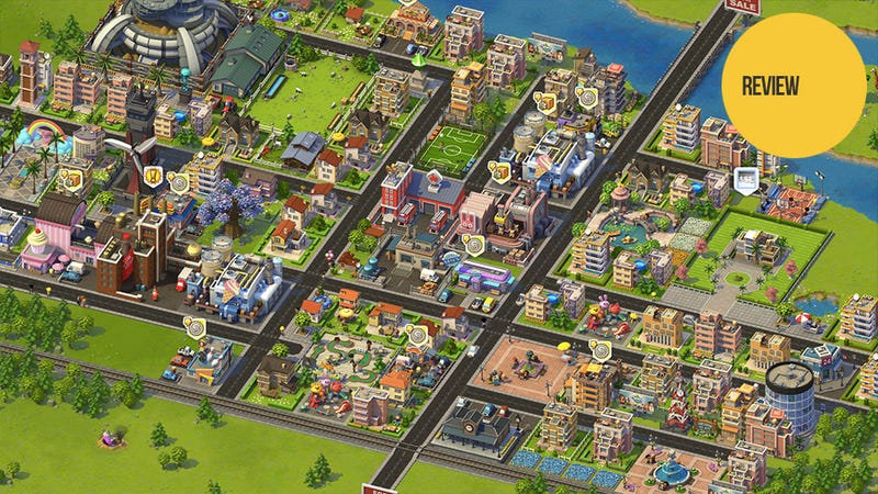 Illustration for article titled SimCity Social: The Kotaku Review