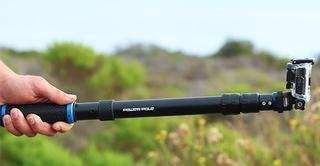 Powerpole: el bastón que multiplica por cinco la autonomía de la GoPro