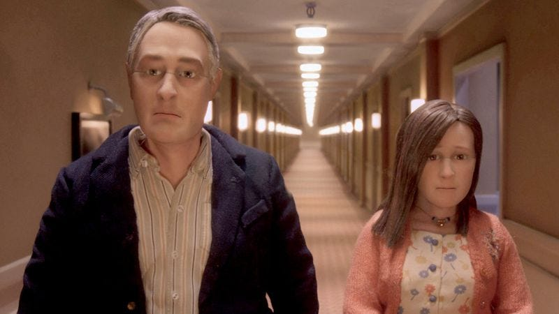 Chicago, see Charlie Kaufman's Anomalisa early and for free