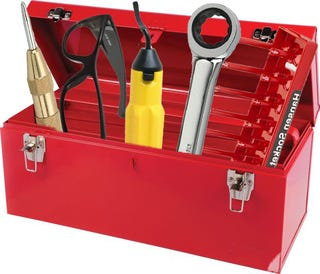 Illustration for article titled Even More Toolbox Essentials