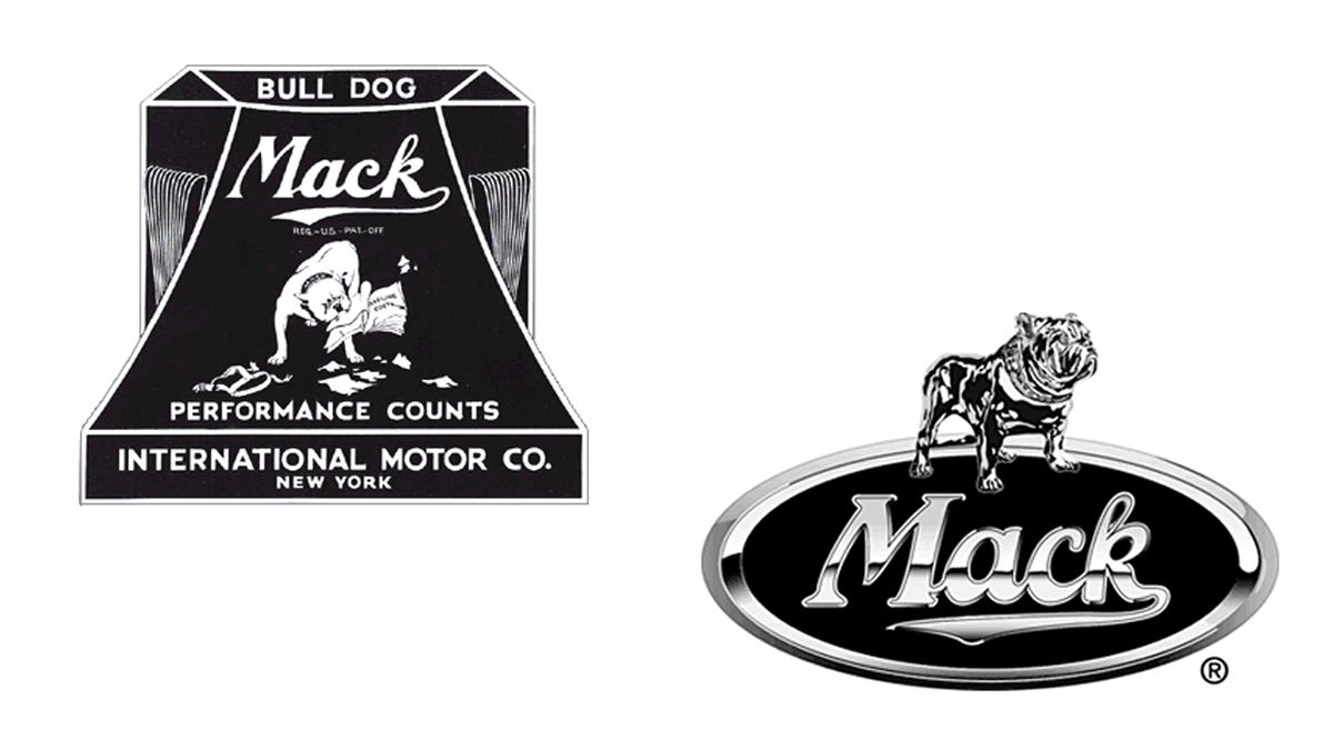 Mack Trucks Has A New Logo What Do You Think