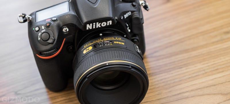 Illustration for article titled Nikon D810: Subtle Improvements For One of the Baddest DSLRs Around