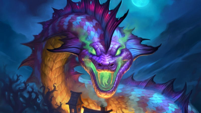 Illustration for article titled Two New Cards Are Shaking Up Hearthstone Deck Building