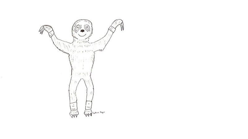 Illustration for article titled Slothing to the Oldies