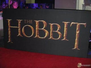 Illustration for article titled The Hobbit Title Banner