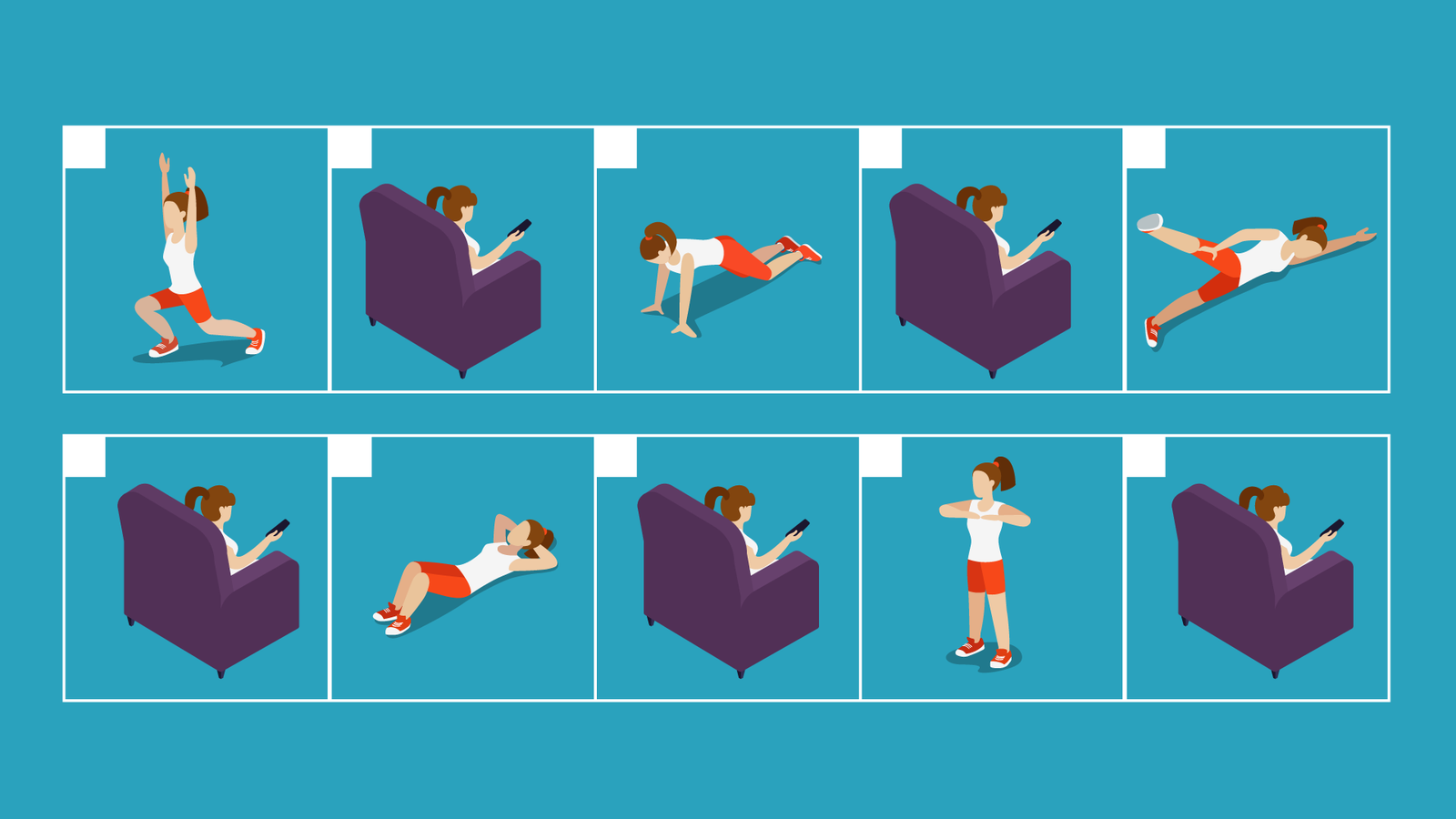 Rest Days Are A Standard Part Of Exercise Programs, But They're Not The  Only Way To Avoid Overworking Yourself Let's Look At The Difference  Between Rest