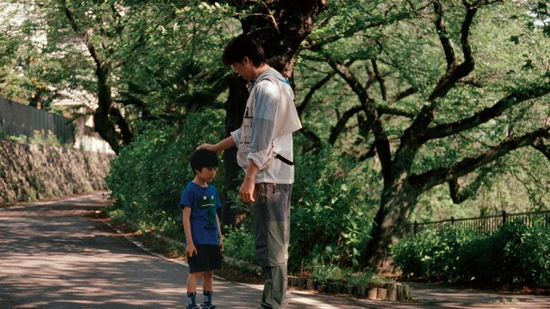 Illustration for article titled Hirokazu Kore-Eda stumbles with the Lifetime-worthy Like Father, Like Son