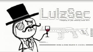 Illustration for article titled LulzSec Leaks Hundreds of Classified Arizona Police Documents in Attack Against Border Patrol (Updated)