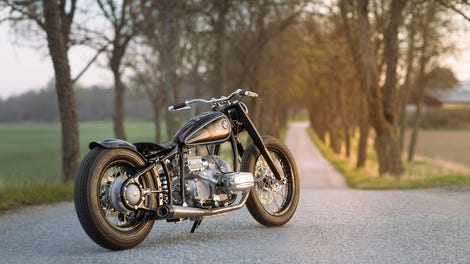 The BMW Motorrad R 5 Hommage Brings Back Coolest Looking Bike Of 20th Century