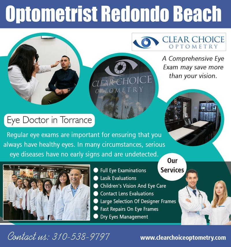 Illustration for article titled Optometrist Redondo   Beach | 3105389797 | clearchoiceoptometry.com