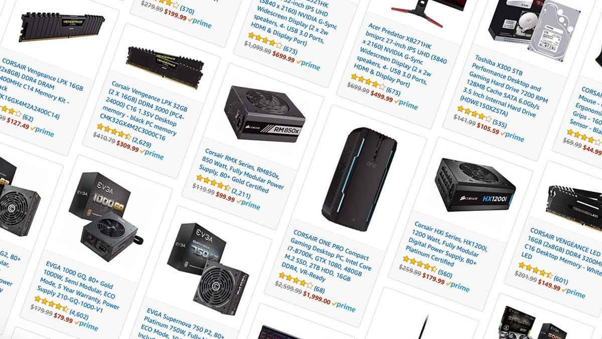 Build, Accessorize, or Just Straight Up Buy a Gaming Rig