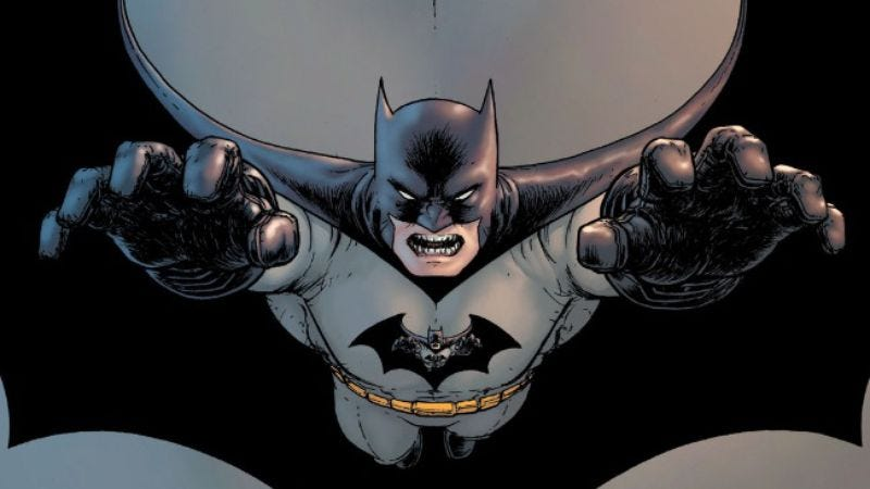 Illustration for article titled Batman Incorporated #13 concludes Grant Morrison's 7-year epic in mythical fashion