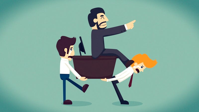 Illustration for article titled What to Do When a Co-Worker Becomes Your New Boss