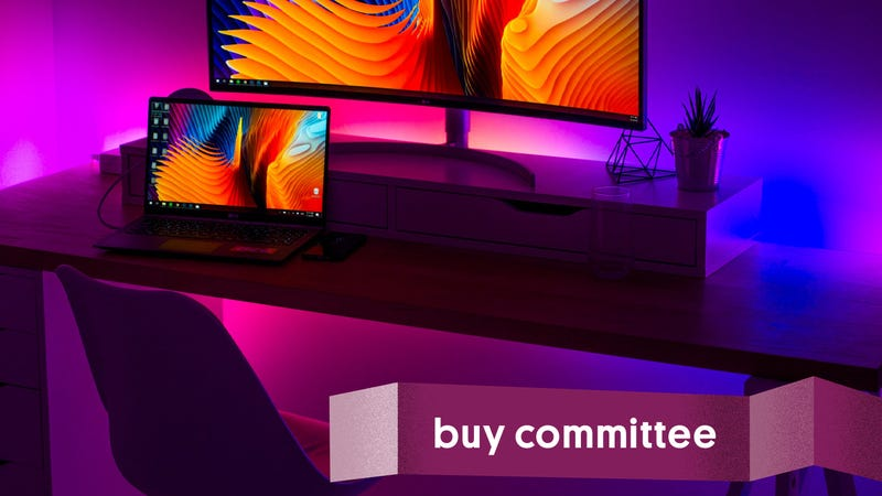 Illustration for article titled Buy Committee: Are Philips Hue Lights Worth It?