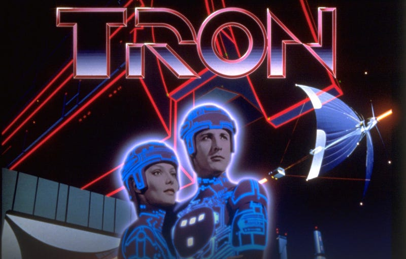 Illustration for article titled TRON Turns 32!