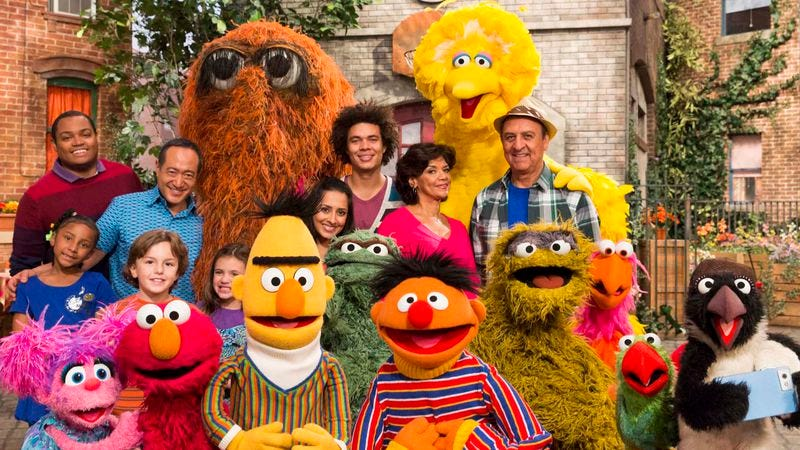 Sesame Street is the perfect TV show