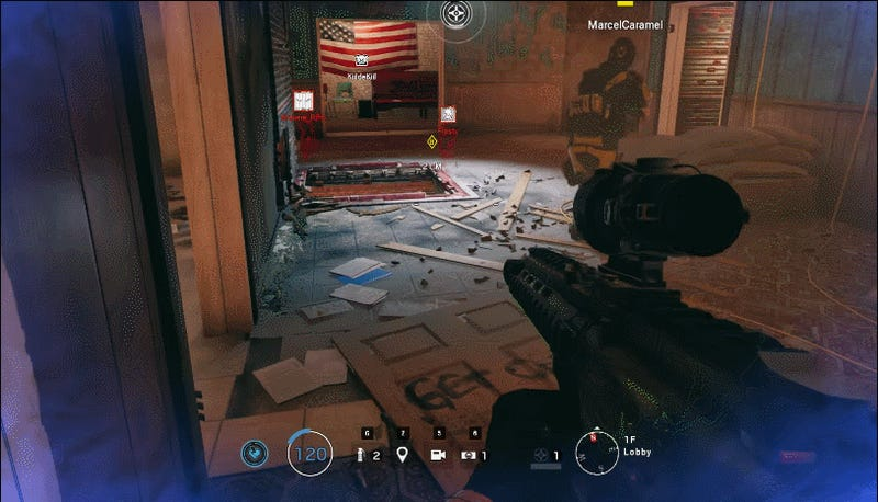 Color Blind Players Are Concerned About Rainbow Six Siege's