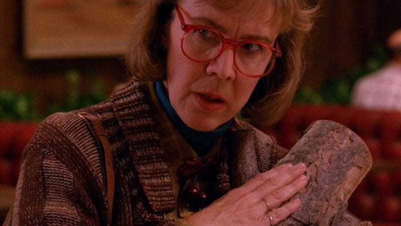 R.I.P. Twin Peaks' Catherine Coulson