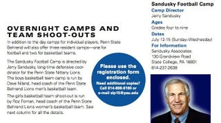 Illustration for article titled As Recently As 2009, Jerry Sandusky Was Running An Overnight Football Camp For Kids On Penn State Campuses