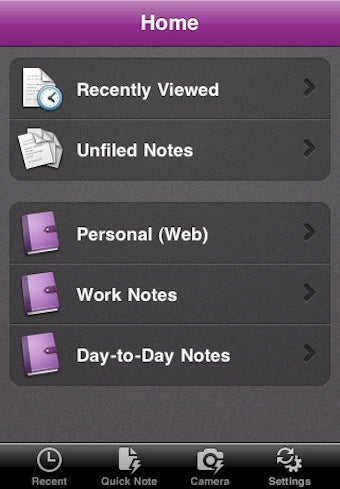 Illustration for article titled Microsoft OneNote Comes to the iPhone