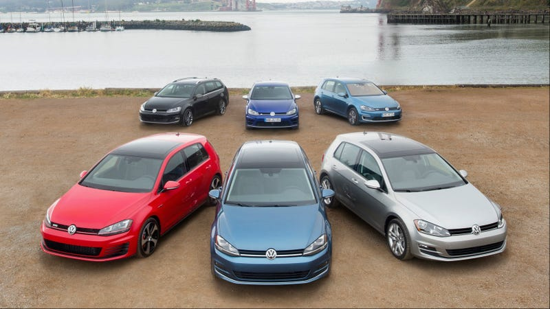 Illustration for article titled Volkswagen Gets A Much-Needed Sales Boost From The New Golf