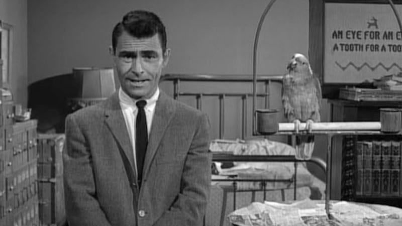 Illustration for article titled 10 episodes that take viewers into the depths of The Twilight Zone