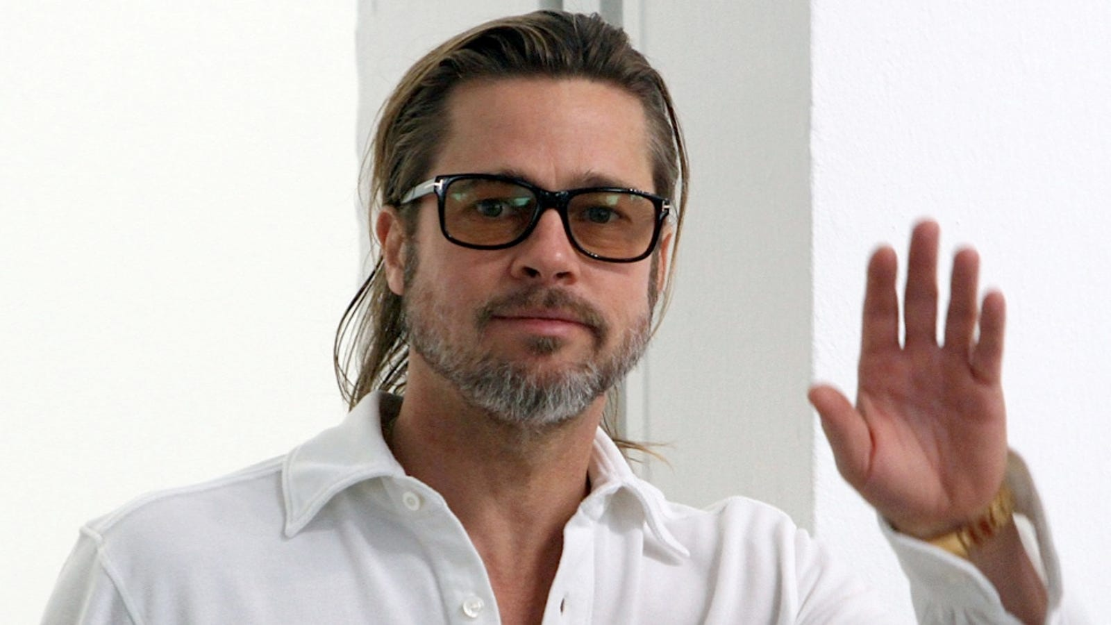 Brad Pitt Scientology