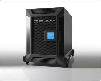 Illustration for article titled Cray's First Windows-Based Supercomputer Puts a 64-Core Datacenter On Your Desk