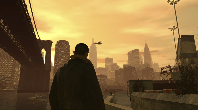Illustration for article titled GTA IV's Slow Opening Hours Were Also Some Of Its Best