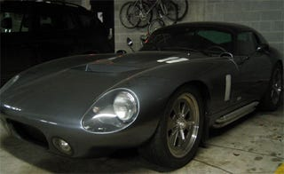 Illustration for article titled Down in the Parking Garage: Superformance Shelby Daytona Coupe